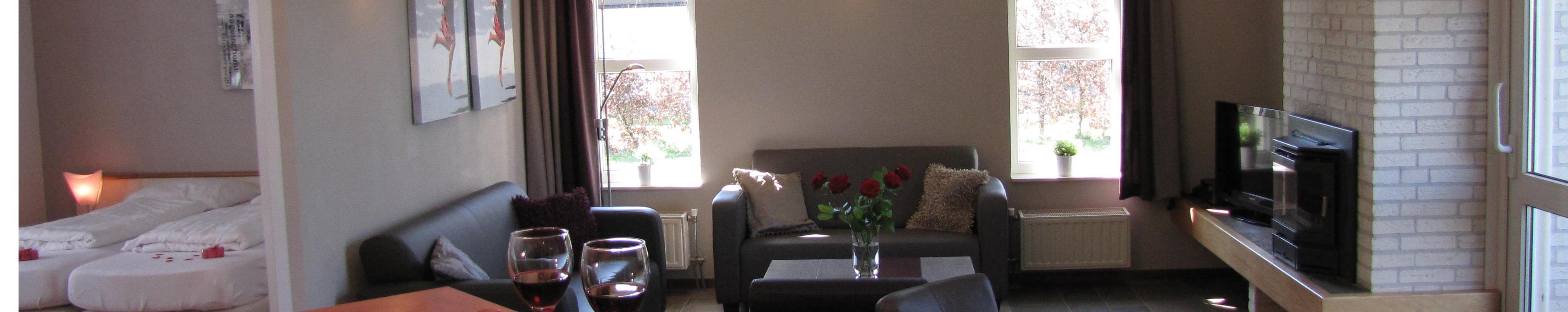 Woonkamer & keuken 1 50 x 10 Vet - Parc de Witte Vennen